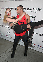 21 November 2019 - Los Angeles, California - Cara Delevingne, Olivier Rousteing. 'PUMA x Balmain- created with Cara Delevingne' LA Launch Event held at Milk Studios. Photo Credit: FS/AdMedia
