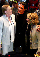 New York City<br /> CelebrityArchaeology.com<br /> 2004 FILE PHOTO<br /> ANTONIO BANDERAS WITH JULIE ANDREWS AND JOAN RIVERS<br /> <br /> Photo by John Barrett-PHOTOlink.net<br /> -----<br /> CelebrityArchaeology.com, a division of PHOTOlink,<br /> preserving the art and cultural heritage of celebrity <br /> photography from decades past for the historical<br /> benefit of future generations.<br /> ——<br /> Follow us:<br /> www.linkedin.com/in/adamscull<br /> Instagram: CelebrityArchaeology<br /> Twitter: celebarcheology