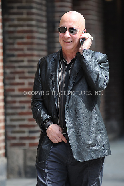 WWW.ACEPIXS.COM . . . . . .May 14, 2012...New York City....Paul Shaffer tapes an appearance on the Late Show with David Letterman on May 1, 2012  in New York City ....Please byline: KRISTIN CALLAHAN - ACEPIXS.COM.. . . . . . ..Ace Pictures, Inc: ..tel: (212) 243 8787 or (646) 769 0430..e-mail: info@acepixs.com..web: http://www.acepixs.com .