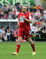 Pictured: Neville Wilshire of tv series The Call Centre. Sunday, 01 June 2014<br />
