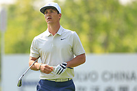 Thorbj&oslash;rn Olesen (DEN) in action during the third round of the Volvo China Open played at Topwin Golf and Country Club, Huairou, Beijing, China 26-29 April 2018.<br /> 28/04/2018.<br /> Picture: Golffile | Phil Inglis<br /> <br /> <br /> All photo usage must carry mandatory copyright credit (&copy; Golffile | Phil Inglis)