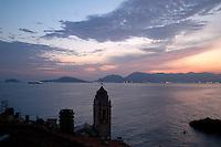 - the small ancient village of Tellaro and  La Spezia gulf....- il piccolo paese antico di Tellaro e il golfo di la Spezia