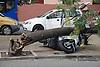 after the storm: motorbike under a broken tree<br /> <br /> despu&eacute;s de la tormenta: moto debajo un &aacute;rbol caido<br /> <br /> nach dem Sturm: Motorroller unter einem umgest&uuml;rzten Baum<br /> <br /> 3872 x 2592 px<br /> 150 dpi: 65,57 x 43,89 cm<br /> 300 dpi: 32,78 x 21,95 cm