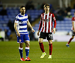 Panos Retsos of Sheffield Utd during the FA Cup match at the Madejski Stadium, Reading. Picture date: 3rd March 2020. Picture credit should read: Simon Bellis/Sportimage