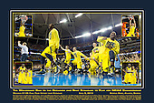 The Wolverines Rise to the Occasion and Beat Syracuse to Play for NCAA Championship<br />