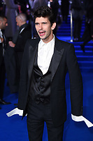 LONDON, UK. December 12, 2018: Ben Whishaw at the UK premiere of &quot;Mary Poppins Returns&quot; at the Royal Albert Hall, London.<br /> Picture: Steve Vas/Featureflash