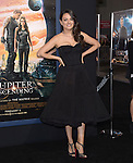 Mila Kunis Kutcher  attends Warner Bros. Pictures L.A. Premiere of Jupiter Ascending held at The TCL Chinese Theater  in Hollywood, California on February 02,2015                                                                               © 2015 Hollywood Press Agency