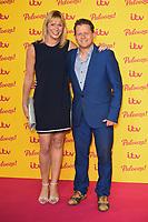Mike Bushell<br /> arriving for the ITV Palooza at the Royal Festival Hall London<br /> <br /> ©Ash Knotek  D3444  16/10/2018