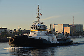 Royalty Free Stock Photo Tug Boat