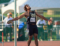 Notre Dame Men & Women at the 2008 NCAA Track & Field Regional championship, 05-30-2008