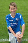 St Johnstone FC Academy Under 13's<br /> Kieran Sweeney<br /> Picture by Graeme Hart.<br /> Copyright Perthshire Picture Agency<br /> Tel: 01738 623350  Mobile: 07990 594431