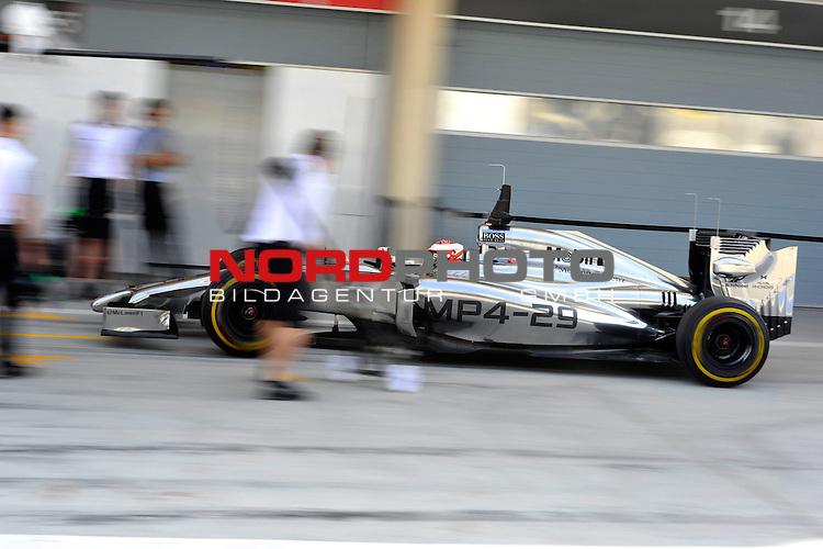 Kevin Magnussen (DAN)  McLaren F1 Team<br />  Foto &copy; nph / Mathis