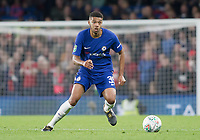 Jake Clarke-Salter of Chelsea in action, Carabao Cup, Third Round, Chelsea v Nottingham Forrest, Stamford Bridge, London, United Kingdom, 20th  September 2017