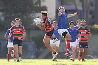 Rugby 2018 Apertura State vs Old Georgians