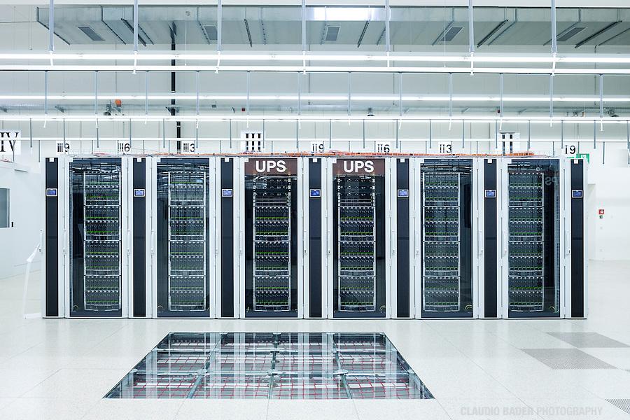 Swiss National Supercomputing Centre Lugano, ETH Zürich