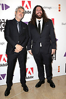 LOS ANGELES - FEB 1:  Alfonso Cuaron, Adam Gough at the 69th Annual ACE Eddie Awards at the Beverly Hilton Hotel on February 1, 2019 in Beverly Hills, CA