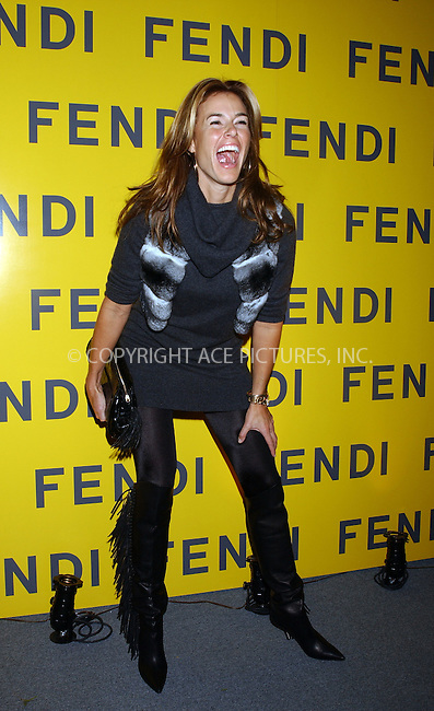 WWW.ACEPIXS.COM . . . . .....November 3 2005, New York City....KELLY BENSIMON......The opening of the Fendi flagship store in New York City. ....Please byline: KRISTIN CALLAHAN - ACE PICTURES.. . . . . . ..Ace Pictures, Inc:  ..Philip Vaughan (212) 243-8787 or (646) 769 0430..e-mail: info@acepixs.com..web: http://www.acepixs.com