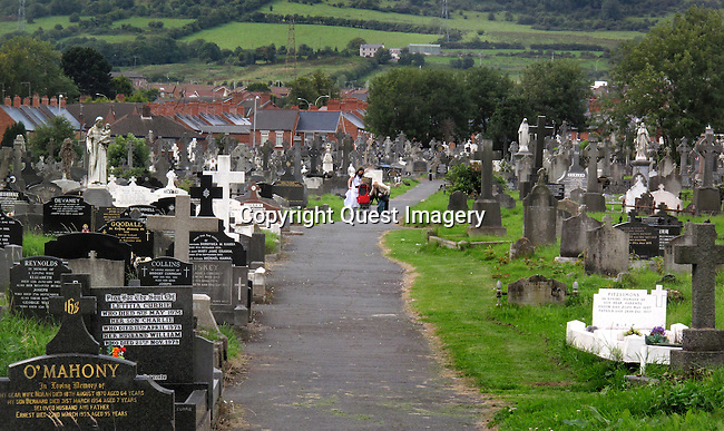 Milltown Cemetery, an established landmark of Nationalist Belfast, is often identified outside the realms of normal everyday burials, with the conflict of the past thirty years. Being the main Catholic burying ground for the city it is intertwined into the legacy of conflict. <br />