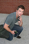 "Daniel Cosgrove ""Christopher Hughes"" - As The World Turns' shoots its last show on June 23, 2010 at the studios in Brooklyn, New York. (Photo by Sue Coflin/Max Photos)"