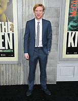 "05 August 2019 - Hollywood, California - Domhall Gleeson. ""The Kitchen"" Los Angeles Premiere held at TCL Chinese Theatre.  <br /> CAP/ADM/BT<br /> ©BT/ADM/Capital Pictures"