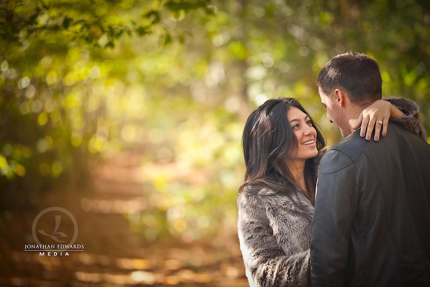 Engagement Photography Session with Heather & Chase.