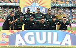 Atlético Nacional igualó 0-0 ante Deportivo Cali. Fecha 14 Liga Águila II-2018.