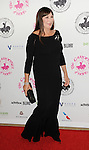 Anjelica Huston arriving at The 2016 Carousel Of Hope Ball held at the Beverly Hilton Hotel Beverly Hills California October 8, 2016.