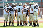 October 8, 2009: Emmett Monaham (#52),\P65\, \PJ8\, Michael O'Crowley (#53), Cory Slaught (#89),Brian Jeon (#62)