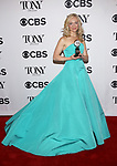 Rachel Bay Jones poses at the 71st Annual Tony Awards, in the press room at Radio City Music Hall on June 11, 2017 in New York City.