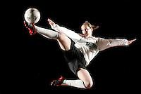 Loughborough University - Football Portraits