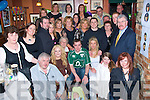 9806-9810.-----------.Birthday.--------.Brian Fitzgerald(seated centre)celebrated his 30th birthday in the Meadowlands Hotel Oakpark Tralee last Saturday night.(more details from girl who works in Kerry,s eye).