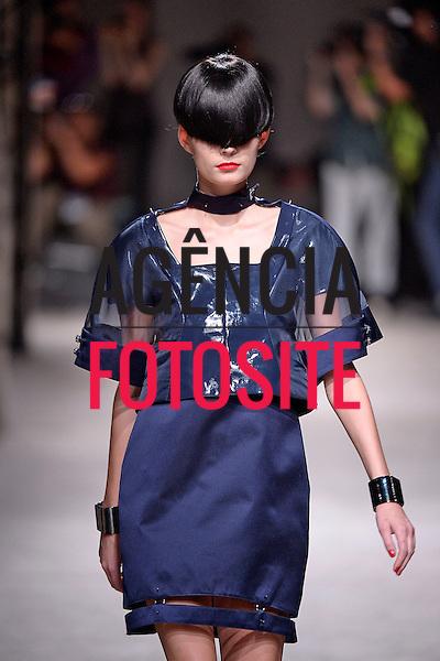 Paris, Franca &sbquo;25/09/2013 - Desfile de Undercover durante a Semana de moda de Paris  -  Verao 2014. <br /> Foto: FOTOSITE