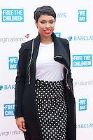 Jennifer Hudson at the WE Day UK 2014 at Wembley Arena,  London. <br />