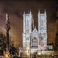 Westminster Abbey famosa in tutto il mondo per i matrimoni celebri, dell'attuale regina Elisabetta II e suo nipote Principe William.<br /> <br /> Westminster Abbey, famous all over the world for the the Royal weddings, current Queen Elizabeth II and her grandson William.