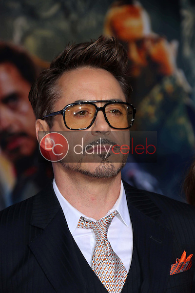 "Robert Downey Jr.<br /> at the ""Iron Man 3"" Los Angeles Premiere, El Capitan, Hollywood, CA 04-24-13<br /> David Edwards/Dailyceleb.com 818-249-4998"