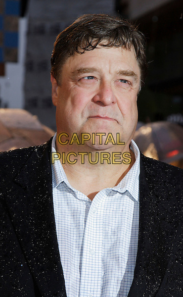 JOHN GOODMAN .Arriving at the Speed Racer - UK film premiere, Empire Leicester Square,.London, England, April 28th 2008..portrait headshot wet hair raining .CAP/ROS.©Steve Ross/Capital Pictures