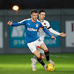 Andy Halliday and Kevin Cawley