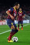 UEFA Champions League 2013/2014.<br /> FC Barcelona vs Celtic FC: 6-1 - Game: 6.<br /> Alexis Sanchez.
