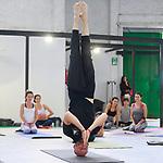 Global Yoga Congress Barcelona by Himalaya