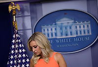 White House Press Secretary Kayleigh McEnany speaks during a press briefing at the White House in Washington, DC on June 29, 2020. <br /> Credit: Yuri Gripas / Pool via CNP /MediaPunch