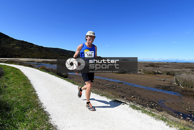 NELSON, NEW ZEALAND - SEPTEMBER 26: 2015 Abel Tasman Coastal Classic. Abel Tasman National Park on September 26, 2015 in Nelson, New Zealand. (Photo by: Chris Symes Shuttersport Limited)