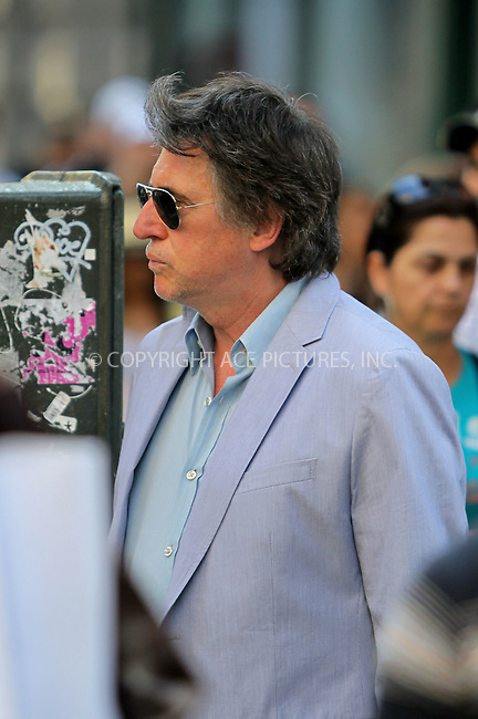 WWW.ACEPIXS.COM . . . . .  ....June 6 2011, New York City....Actor Gabriel Byrne seen in Manhattan on June 6 2011 in New York City....Please byline: CURTIS MEANS - ACE PICTURES.... *** ***..Ace Pictures, Inc:  ..Philip Vaughan (212) 243-8787 or (646) 679 0430..e-mail: info@acepixs.com..web: http://www.acepixs.com
