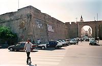 Libyan Arab Jamahiriya   .Tripoli       June 2002. The Medina  .Libia Tripoli  Giugno 2002.La Medina.