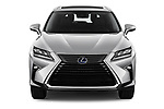 Car photography straight front view of a 2019 Lexus RX Privilege-Line 5 Door SUV Front View