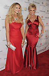 SANTA MONICA, CA - APRIL 21: Bridget Marquardt and Katarina Van Derham attend American Red Cross Annual Red Tie Affair at Fairmont Miramar Hotel on April 21, 2012 in Santa Monica, California.