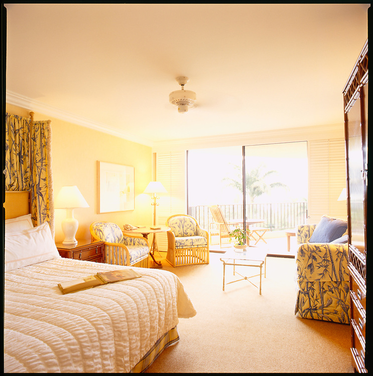 Room number 608 at the Four Seasons Wailea, a luxury resort on the coast of Maui, Hawaii