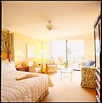 Room number 608 at the Four Seasons Wailea, a luxury resort on the coast of Maui, Hawaii