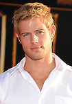 "HOLLYWOOD, CA. - April 26: Trevor Donovan arrives at the ""Iron Man 2"" World Premiere held at the El Capitan Theatre on April 26, 2010 in Hollywood, California."
