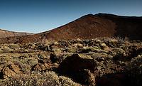 Rocks and shadows. Parque nacional de las Cañadas,Tenerife, Canary Islands, Spain