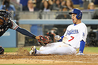 May 26, 2015 Atlanta Braves  vs Los Angeles Dodgers